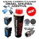 Engine Carbon Cleaner - Diesel Additive